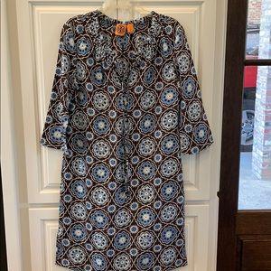 Tory Burch dress silk size 8